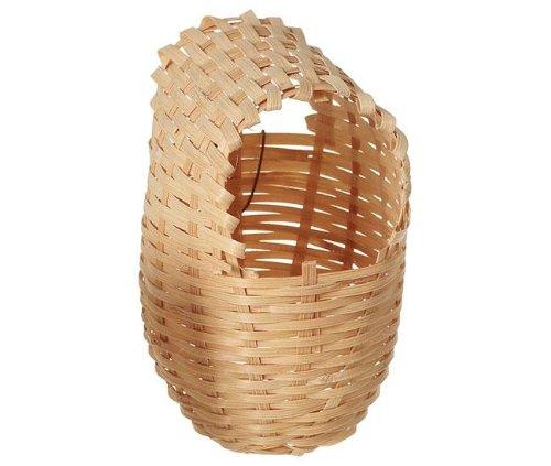 Karlie Vogelnest aus Bambus - Größe M, für