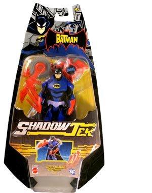 Buy Low Price Mattel The Batman Shadowtek Blade Whip Batman Figure (B000PIK1N8)