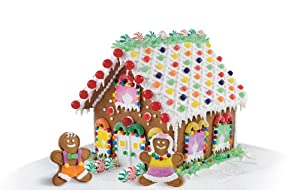 Wilton Pre-baked Giant Gingerbread House Kit