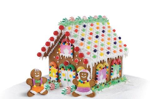 Wilton Pre Baked Giant Gingerbread House Kit 2010 09 01