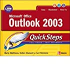 [(Microsoft Office Outlook 2003 Quick...