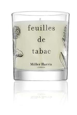 Miller Harris Feuilles de Tabac Candle 185 g