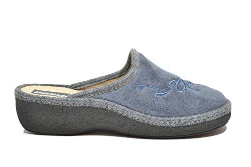 Melluso Ciabatte scarpe donna grigio PD405 37