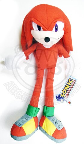 Picture of Kellytoys Official Kelly Toys Sonic the Hedgehog Plush Toy - 12