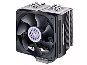 Cooler Master TPC 812 - CPU Cooler with Vapor Chamber Technology and 6 Heat Pipes (RR-T812-24PK-R1)