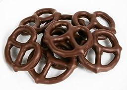 Its Delish Chocolate Pretzels 5 Lb Bulk