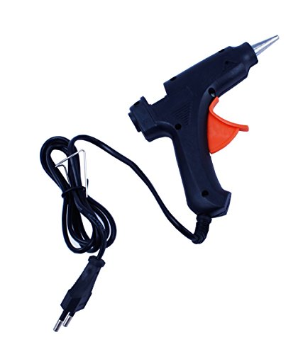 NOVICZ All Purpose Hot Melt Glue Gun - With 3 Glue Stick Free