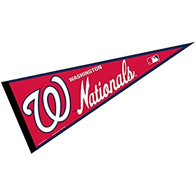 Washington Nationals MLB Large Pennant