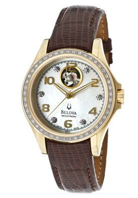 Bulova Accutron Kirkwood Women's Automatic Watch 65R110
