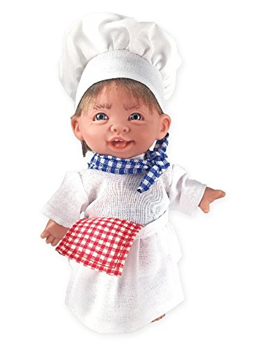 magic-baby-muneco-gestito-chef-sonriendo-18-cm-lamagik-202a