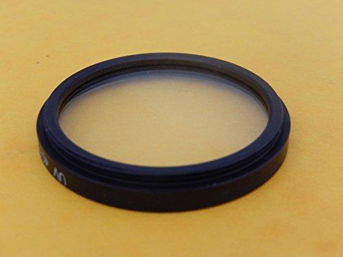 vhbw Universal UV-Schutz Filter 58mm für Kamera Canon Casio Pentax Olympus Panasonic Sony Nikon Ricoh Sigma Tamron Samsung Fujifilm Agfa Minolta Kodak