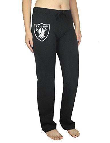 womens-pink-victorias-secret-oakland-raiders-pajama-pants-s-black