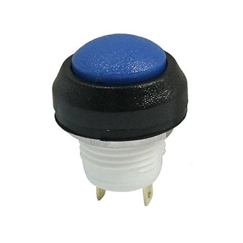 11-mm-2-pin-radio-shack-spst-interruttore-momentaneo-a-pulsante-impermeabile-12-v-3a