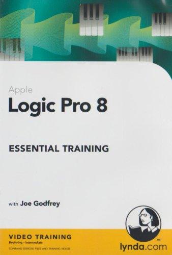 Logic Pro 8 Essential Training