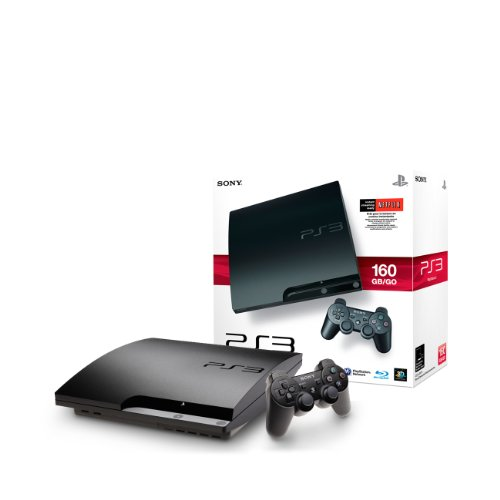 PlayStation 3 160GB System