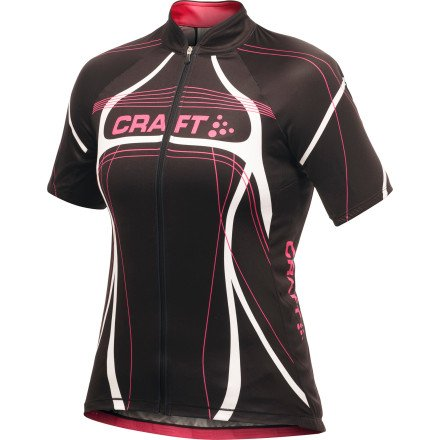 Buy Low Price Craft Performance Tour Jersey – Short-Sleeve – Women's (B007PCQ82U)