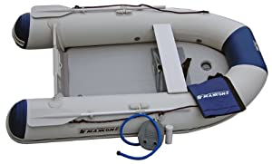 Maxxon 13-Feet 9-Inch 8-9 Person Standard Sport Recreational Boat by MAXXON