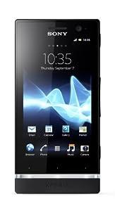 Sony Xperia U Sim Free Smartphone - Black