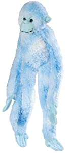 Wild Republic 70300 - Mono de peluche (43 cm), color azul en BebeHogar.com