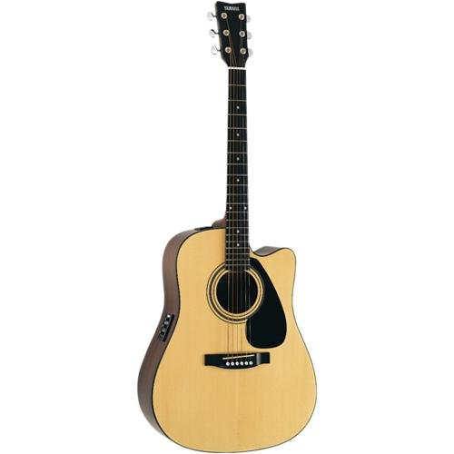 yamaha fx01c acoustic electric guitar refurbished. Black Bedroom Furniture Sets. Home Design Ideas