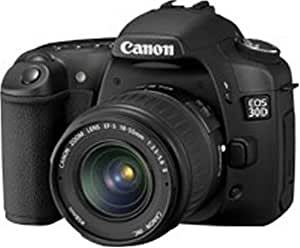 Canon EOS 30D Digital SLR Camera (incl. EF-S 18-55mm f/3.5-5.6 Lens Kit) - (Discontinued by Manufacturer)