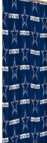 NFL Dallas Cowboys Shower Curtain