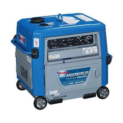デンヨー ガソリンエンジン溶接機 W687xD494xH630mm (GAW-150ES2)[返品不可]