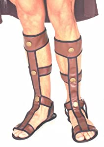 Forum Novelties Roman Gladiator Sandals from Forum Novelties Costumes