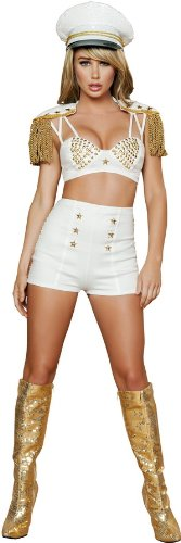 Roma Costume Women's Sassy Sailor Outfit