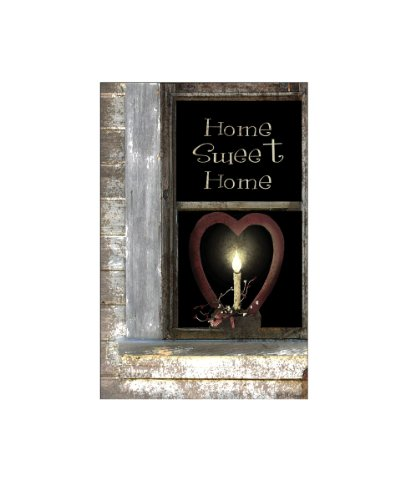 Ohio Wholesale Radiance Lighted Home Sweet Home Canvas Wall Art, From Our Everyday Collection