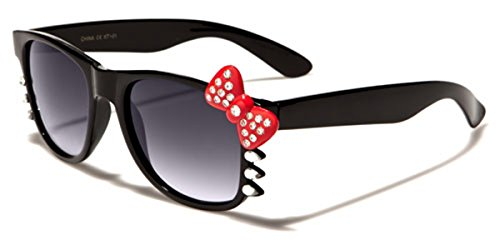 Hello-Kitty-Bow-Womens-Rhinestone-Fashion-Glasses-with-Bow-and-Whiskers