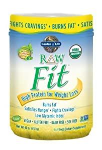 Garden of Life Raw Fit Protein from Garden of Life