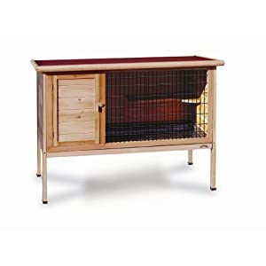 Rabbit cages and hutches for Super pet hutch