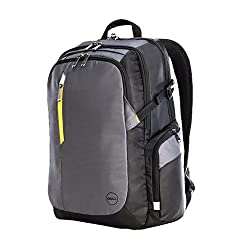 Dell 5YJ6D Backpack for 15.6-inch Laptop (Silver)
