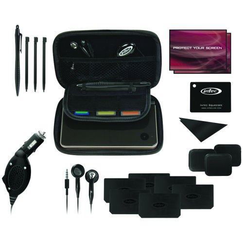Nintendo Dsi/DS Lite - 20 In 1 Travel Kit