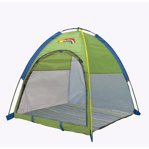 Pacific Play Tents Baby Suite I Deluxe Lil Nursery Tent With Pad front-981019