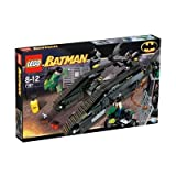 LEGO Batman 7787: The Battank: The Riddler and Bane's Hideout.
