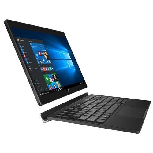 "2016 Neweat Dell XPS 2-in-1 12.5"" 4K Ultra HD Touchscreen Laptop PC, Intel Core m5 Dual-Core Processor, 8GB RAM, 256GB SSD, Backlit Keyboard, 8-hour Battery Life, Windows 10, Black"
