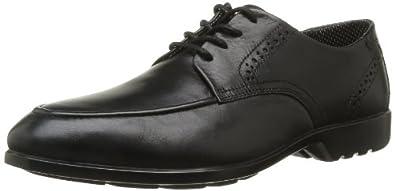 Rockport Mens Total Motion Moc Oxford V77593 Noir (Black) 7 UK, 40.5 EU, 7.5 US, Wide