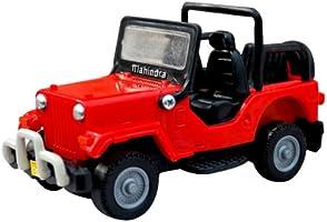 Centy Toys Mahindra Jeep, Multi Color