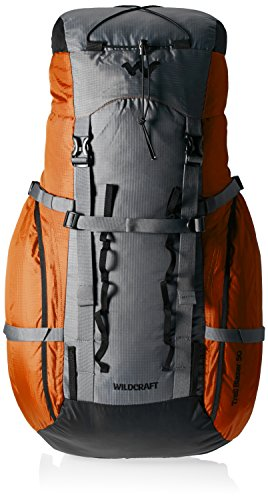 Wildcraft 50 Ltrs Orange Rucksack (Trailblazer 2_Orange)