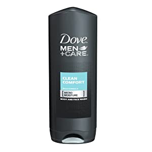 3-Pack Dove Men ,Care Body and Face Wash 18-oz $10 or $9