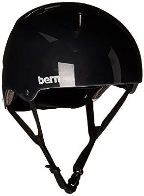 Bern Boys' Diablo Thin Shell EPS Helmet by Bern