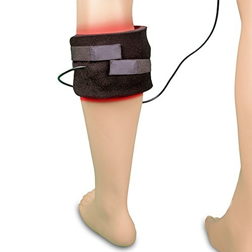 DPL FlexPad wrapped around a calf muscle