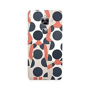 Ebby Dressy Girl Premium Printed Case For LeEco Le 2