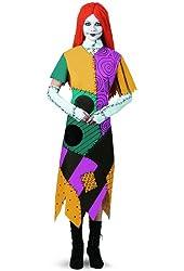 Sally Classic Adult Costume, Multi
