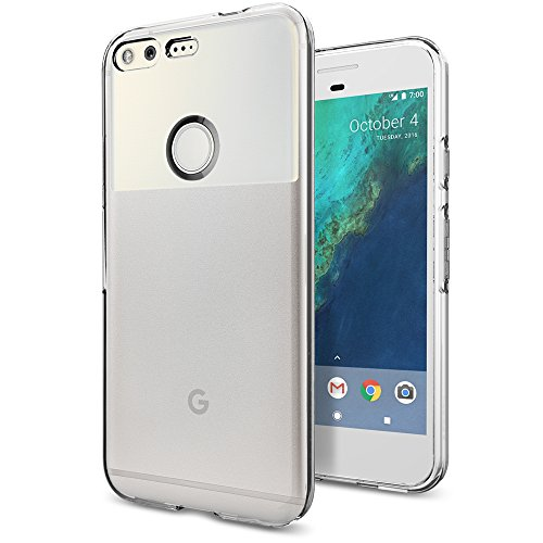 Spigen-Liquid-Crystal-Google-Pixel-Case-with-Slim-Protection-and-Premium-Clarity-for-Google-Pixel-2016-Crystal-Clear
