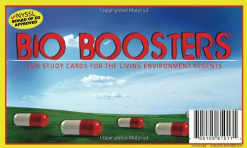Bioboosters Ny State Living Environment / Biology Regents Review