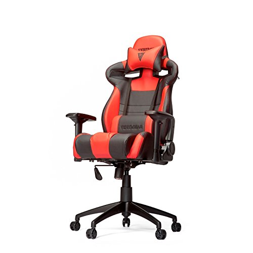 Vertagear Racing Series S-Line SL4000 Gaming Chair Black and Red