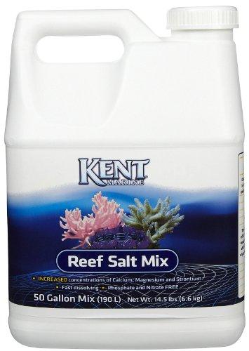 Kent Marine Sea Salt Mix - 50 gallon mix (Kent Marine Salt Mix compare prices)